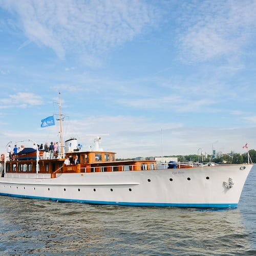 Oldtimer Yacht mieten in Holland